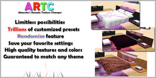 Akaesha's Remote Texture Changer (Leather Fabric Metal Wood Textures) Trillions of Options & More! ARTC
