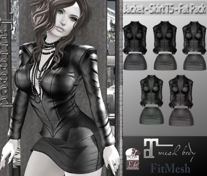 Jacket - Skirt TS - DEMO