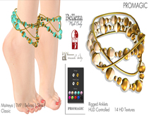 *PROMAGIC* Ruchi Anklets  (Boxed)