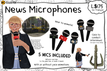 -RC- News Microphones