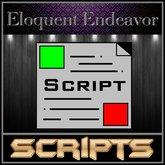 Sliding Door Script - Scripts by Eloquent Endeavor