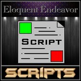 Landmark & Notecard giver - Scripts by Eloquent Endeavor