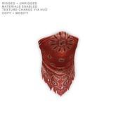CARGO // Raggedy Mask // Patterns