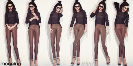 "STUN - Poses Pack Collection ""Jenny"" #01"