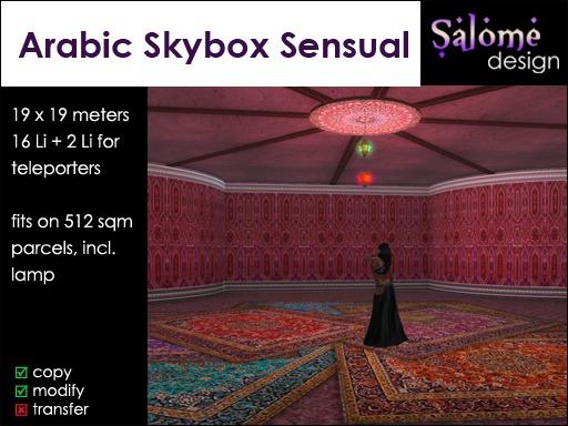 Arabic Skybox Sensual