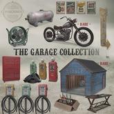 [Con.] The Garage Collection - Garage RARE