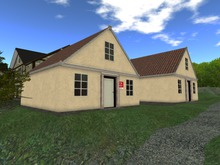 Traditional Cottage in Keswick - 140 L$/week, 60 Prims  Emily's Path 2