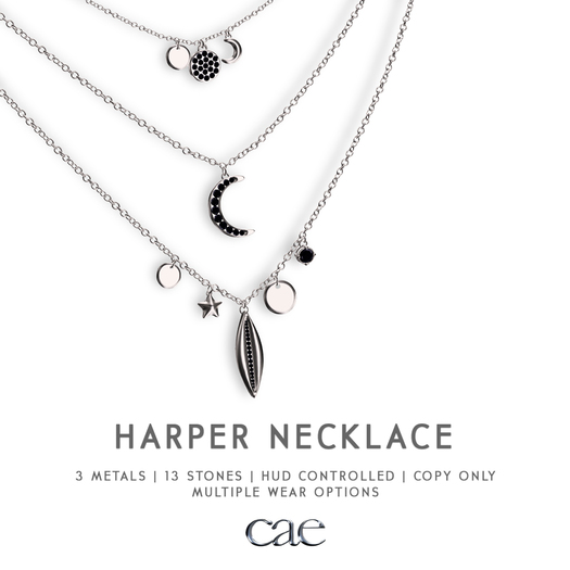 Cae :: Harper :: Necklace [bagged]