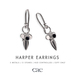 Cae :: Harper :: Earrings [bagged]