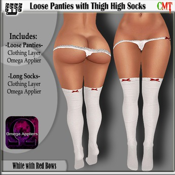 Thigh High Socks And Panties Pics
