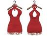Ducknipple: Minidress vs4 - Red