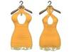 Ducknipple: Minidress vs4 - Gold