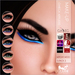 Oceane -Witchy Woo Eyeliners 5-Pack 3 [OMEGA]