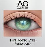 AG. Hypnotic Eyes - Mermaid