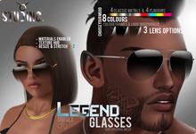 [STUD INC.] - Legend Glasses