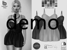 Bens Boutique - Gulay Mini Dress -Hud Driven Demo