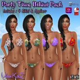 Party Time Bikini Pack