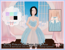 Lamp*Light - Spring Princess for Anne Dress by Fuayu