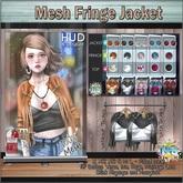 NS::  MesH Fringe Jacket (HUD)