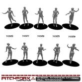 Pitchfork Mesh Female Mannequin Kit - (full permissions)