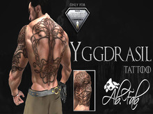 [Ab.Fab] Yggdrasil Tattoo for Niramyth v1