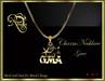 RJ Charm Mesh Necklace - GMA