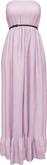 NYU - Tube-Top Summer Dress, Pink