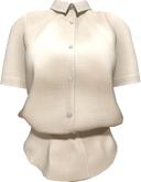 NYU - Buttoned-up Shirt, Beige