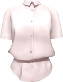 NYU - Buttoned-up Shirt, Pink