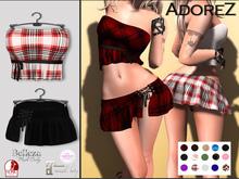 AdoreZ - Ivy Dress HUD 15 Colors