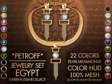 *PetroFF* -  Egypt Set