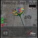 TieDye Rose TipJar - Tie Dye -