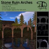 [DDD] Stone Ruin Arches