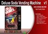 Soda Vending Machine V1  - Copy!!  - Only 1 Prim!!