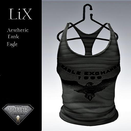.::LiX::.Eagle Tank Aesthetic