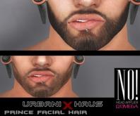 [UrbaniX] NO! Prince Facial Hair OMEGA