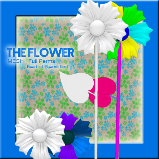 MESH! The Flower by Rah Rehula (FULL PERMS)