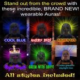 Incredible wearable Auras