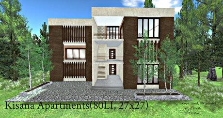 Kisana Apartments(80LI, 27x27)