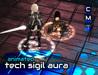 solares >> Tech Sigil Aura