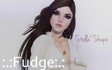 :.:STELLA Shape:.: by :.Fudge:.: