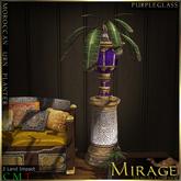 =Mirage= Moroccan Urn Planter - PurpleGlass