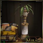 =Mirage= Moroccan Urn Planter - Mosaic