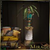 =Mirage= Moroccan Urn Planter - CyanGlass