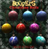 <:*BoOgErS*:> Christmas Ball Purple