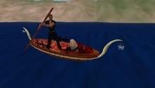 Gondola with animation
