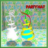 MESH! Party Hat by Rah Rehula (FULL PERMS)