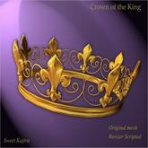 *Sweet Kajira*King gold resize