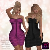 Perch - Nina Dress - Aurora Pack