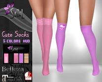 SiNeL: Cute Socks -5 colors